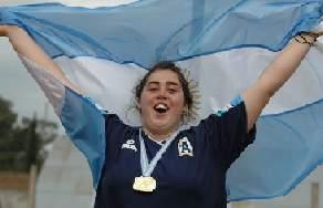 Rocio Comba, la atleta cordobesa del año